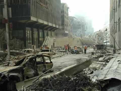Теория заговора: Связь урагана Эрин и трагедии 11 сентября