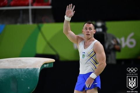 Радивилов — лучший спортсмен…