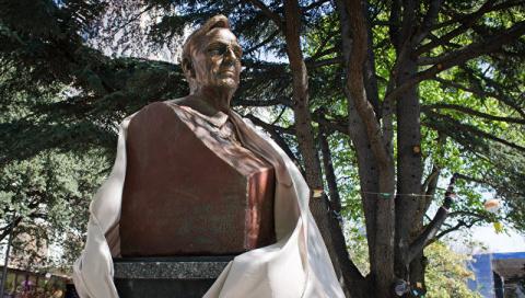 В Крыму открыли памятник пре…