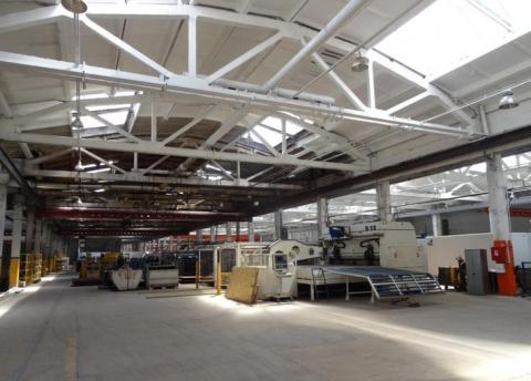 На заводе «Центртранстехмаш» в Рязани запущена линия по производству сэндвич-панелей