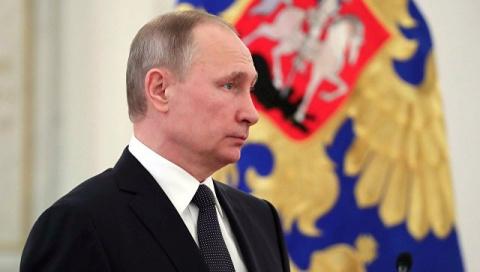 Путин наградил главу МИД Киргизии орденом Дружбы
