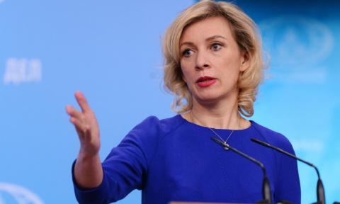 Захарова заявила, что РФ может зеркально ответить на притеснение российских СМИ в США