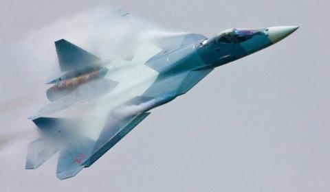 F-22, F-35 и Су-57. Стоит ли…