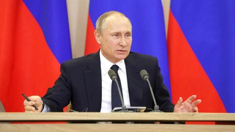 Путин: изучение русского языка в республиках РФ не должно сокращаться