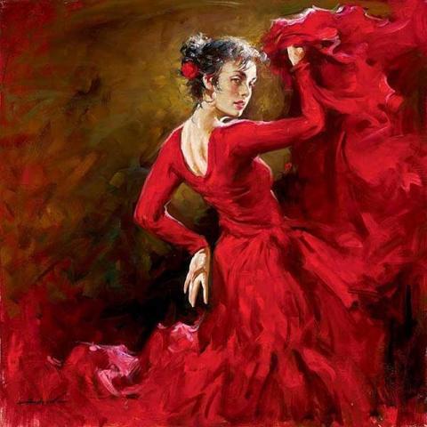 Симфония ярких красок в картинах Андрея Атрошенко