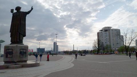 Белорусское ТВ обнародовало …
