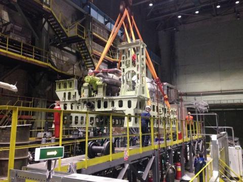 Завершились испытания первой паротурбинной установки для атомного ледокола «Арктика»