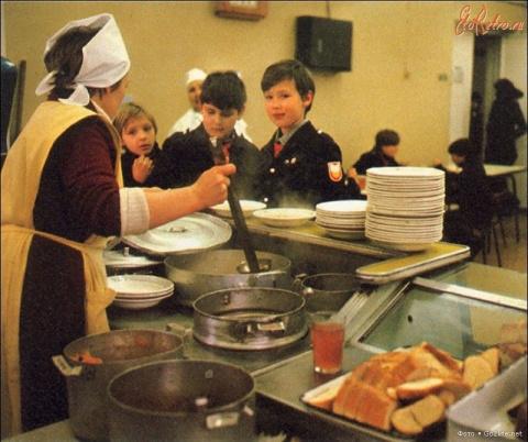 Какая она была - советская еда