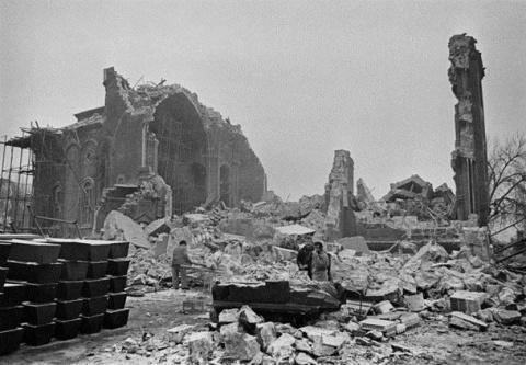 Землетрясение в Спитаке в 1988 году: какие были последствия