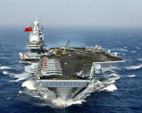 Китай обошел Россию на море