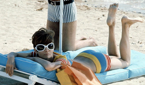 Крутейшие солнечные очки звезд 60-х