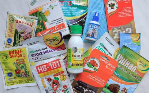 Биопрепараты для защиты раст…