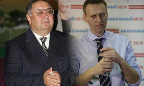 Навальный предложил Усманову…