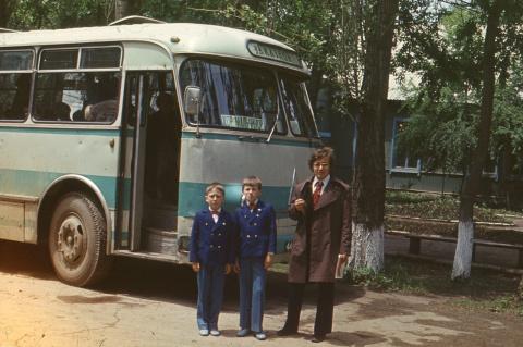 Гастроли по Приморью.....1977 или 1978 г.г.