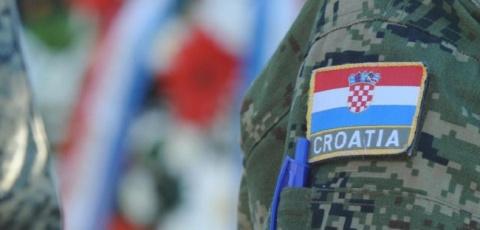 ВЛитве умер солдат изХорватии