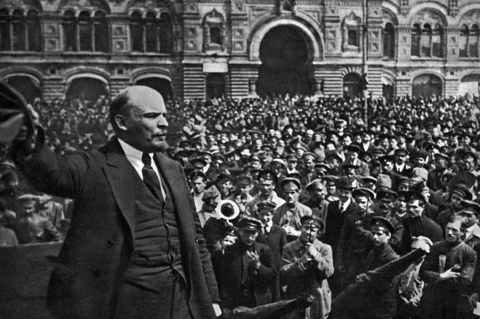 Белый дом поздравил Россию и мир с 7 ноября