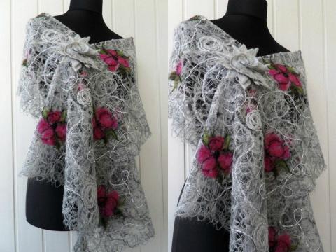 Сумасшедшая нитка: одежда в технике Crazy Wool