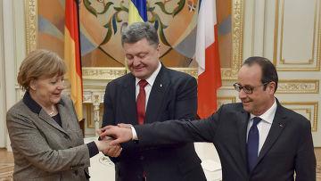 """Чем больше Запад смотрит на украинский кризис как на новую холодную войну, тем больше он будет обостряться (""""The Independent"""", Великобритания)"""