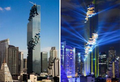 Самые странные здания, похожие на убежище суперзлодея
