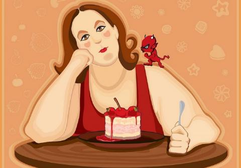 Жир откладывается уже через 3 часа после еды. Не дай ему превратить тебя в пышку