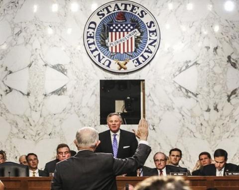 США ввели санкции против при…