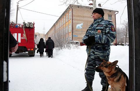 Нападавших в пермской школе задержали охранники ТЦ: «Мы выполняли гражданский долг»