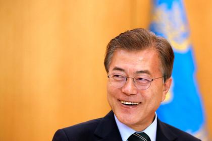 Президент Южной Кореи предло…
