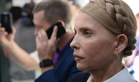 Юлия Тимошенко обратилась к …
