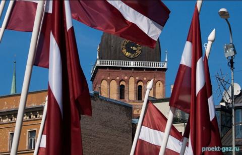 """Латвию в ее борьбе против """"С…"""