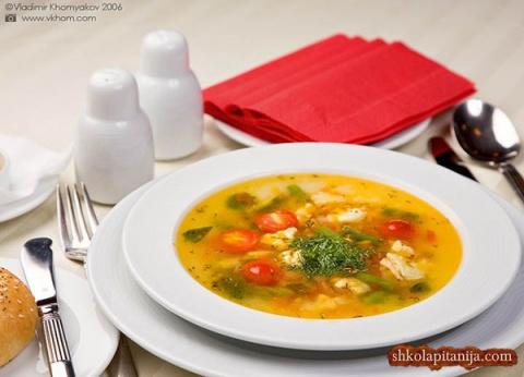 Советы стройнеющим и не только. 6 простых способов сделать вашу еду здоровой