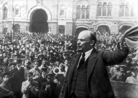 Сергей Черняховский: Ленин п…
