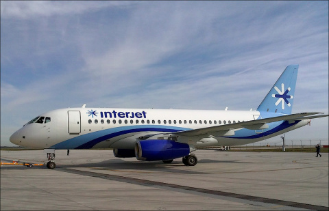 Первый североамериканский заказчик Superjet начал эксплуатацию лайнеров