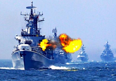 Китай повышает ставки: Пекин направил в Персидский залив свой флот