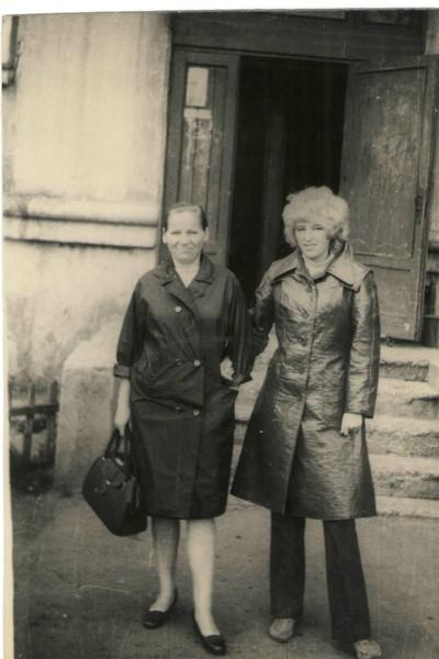 Маман и я (1972 г.)