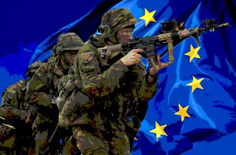 Евроармия: очередной антирос…