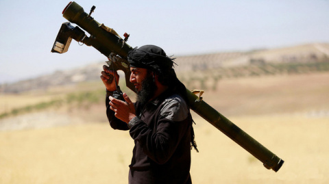 Боевики ИГ испытывают в Ирак…