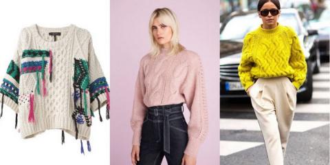 Яркие и стильные свитера 201…