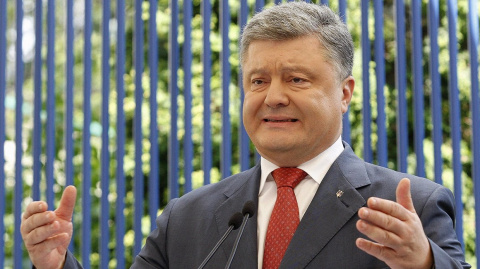 Порошенко поздравил Украину с Днем соборности новостью о «100-летней войне с Россией»