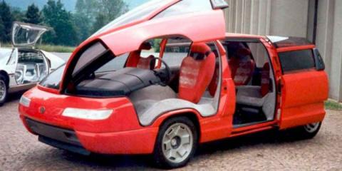 Lamborghini Genesis от Bertone: незаслуженно забытый концепт из 1988 года