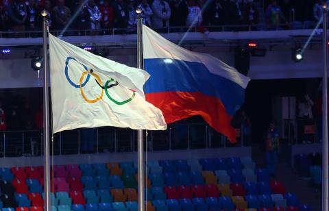 Российским олимпийцам будет отказано в праве на флаг - СМИ