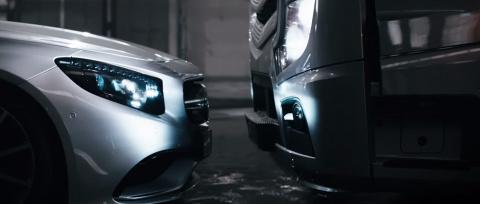 Любовь автомобилей