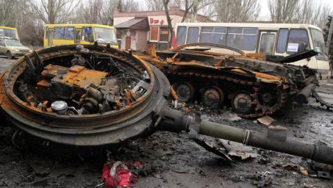 Разведка ФРГ оценивает вероятное число погибших на Украине в 50 тысяч