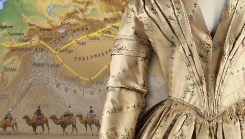 Любопытные факты об истории шелка