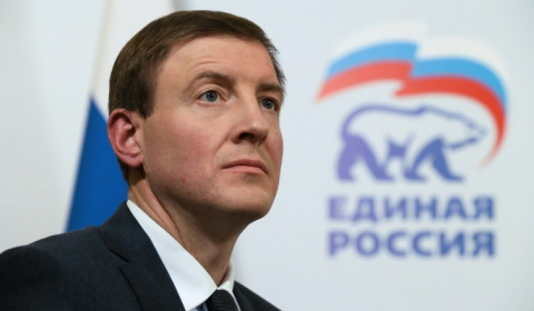 """""""ЕР"""" поддержит президентскую кампанию Путина"""