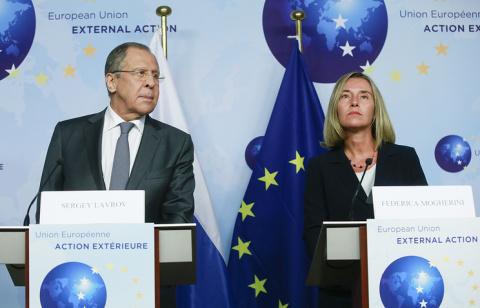 Ф. Могерини: в ЕС ждали визи…