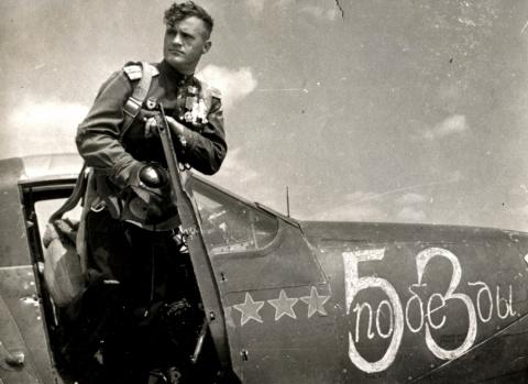 Лучший летчик-снайпер XX столетия