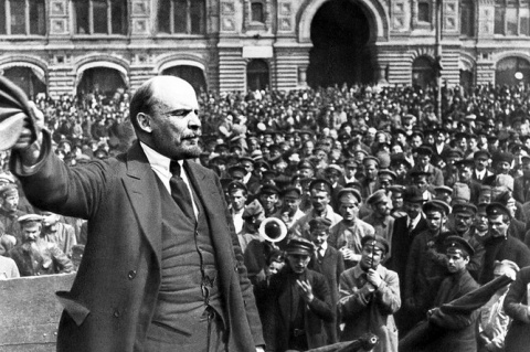 «Запутались бедные русские социал-шовинисты».Апрельские тезисы Ленина.