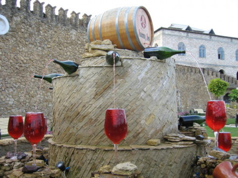 Удивительные фонтаны с необы…