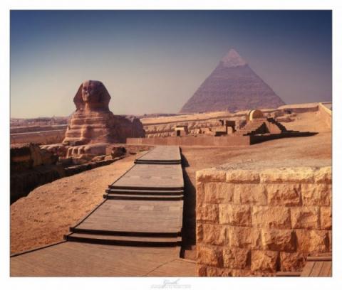 Зачем министерство древностей Египта участвует в фальсификации истории?