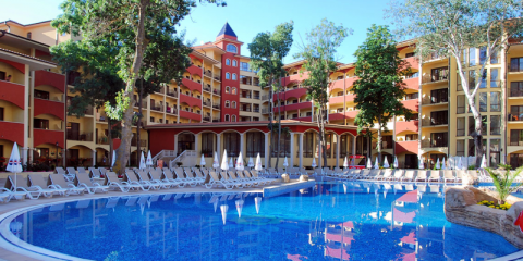 Выбираем пляжный отель в Болгарии с системой «все включено» на это лето